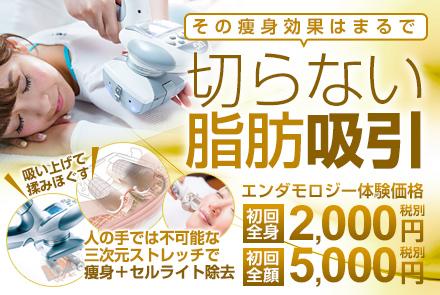 大阪のエステサロン・ピュアラの痩身 ボディケア・EDM-6全身コース